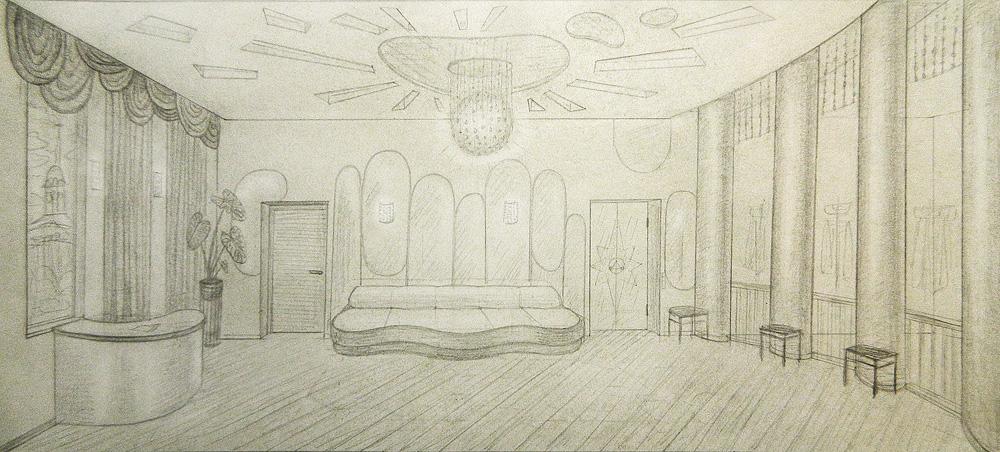 Или как выглядела бы ваша гостиная, если бы вы передвинули диван, кресла и телевизор?Весело? Вдохновитесь примером! Делитесь своими интерьерами в паблике вконтакте в этом альбоме!Как научиться рисовать карандашом с нуля